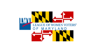 League of Women Voters of Maryland Logo