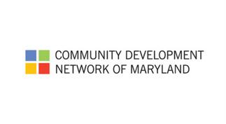 Community Development Network of Maryland logo