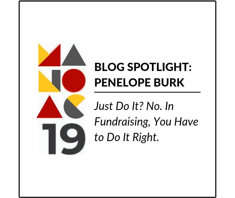 Spotlight on Penelope Burk, #MANOAC19 Keynote Speaker